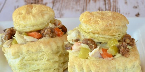 25 Savory Puff Pastry Recipes You'll Love