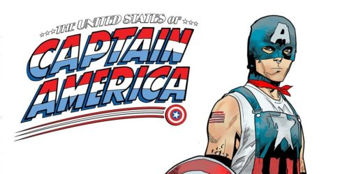 Marvel introduces the first gay Captain America to the comics