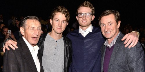 Wayne Gretzky Mourns Death of His Father Walter Gretzky: 'He Truly Was the Great One'
