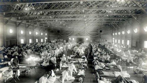 Corona, Spanische Grippe und Pocken: Wie und wann endet eine Pandemie?