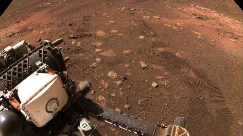 """Nasa macht sensationellen Mars-Fund: """"Diesen Beweis kann man nicht verstecken"""""""