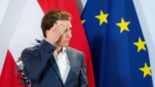 Nach Gerüchten: Österreichs Kanzler Kurz spricht über Erkrankung - und nimmt sich Auszeit