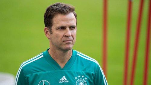DFB-Revolution? Bierhoff bildet Weltmeister als seinen Nachfolger aus