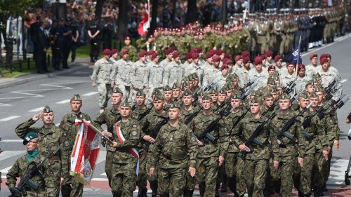 Polen legt «Plans zur Verteidigung des Vaterlandes» vor: Streitkräfte werden mehr als verdoppelt