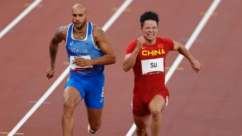 """Olympia am Sonntag: 100-Meter-Sprint der Männer - Dicke Überraschung in der """"Königsdisziplin"""""""