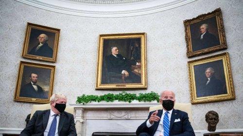 Biden: Weitere Verhandlungen mit Großbritannien
