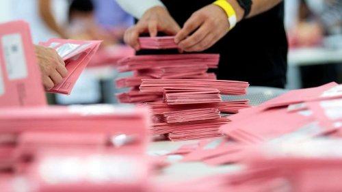 Überraschung bei Auszählung in München: Kandidatin erhält Stimme - dabei ist sie schon lange tot
