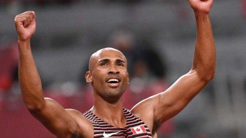 Zehnkampf: Kanadier stellt neuen Olympia-Rekord auf - aber alle schauen in anderes Gesicht