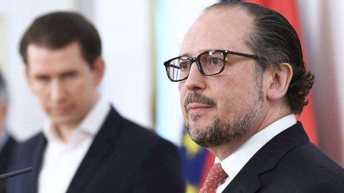 """Österreichs """"Schattenkanzler"""" entlarvt? Fauxpas auf Schallenbergs erster Reise sorgt für Aufregung"""