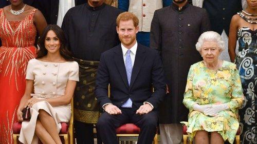Queen geht nächsten Schritt im Zwist mit Harry und Meghan: Royaler Bruch damit komplett?