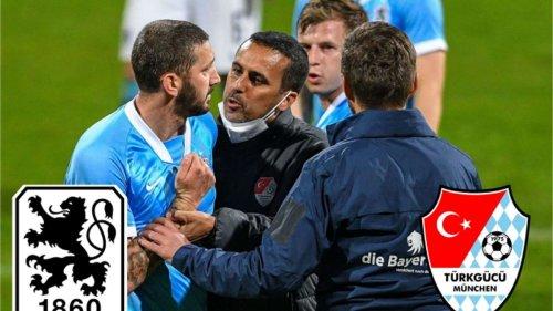 3. Liga: TSV 1860 gegen Saarbrücken und Osnabrück im Free-TV - Türkgücü gegen Braunschweig