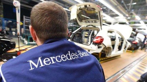 Kurzarbeit bei Daimler: Verunsicherung der Mitarbeiter wächst
