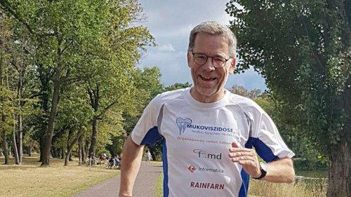 Mit 18 noch drei Jahre zu leben: Doch Mann (56) aus Oberbayern läuft seiner Krankheit einfach davon