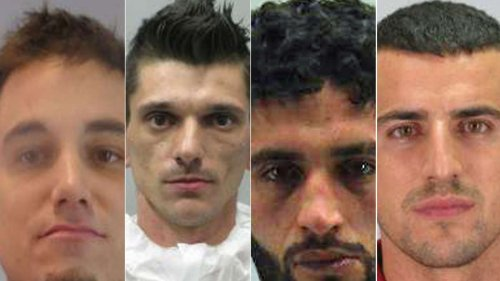 Gefährliche Straftäter nahe Heilbronn geflohen: Polizei warnt Bevölkerung und veröffentlicht Bilder