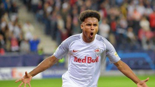 RB Salzburg gegen Wolfsburg jetzt im Live-Ticker: Adeyemi trifft kurz nach Anpfiff - Nmecha kontert
