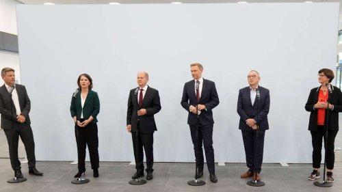 Ampel-Verhandlungen zwischen SPD, Grünen und FDP: Wie geht es jetzt weiter?