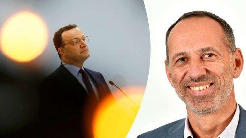 Ampel-Manöver vom Noch-Minister: Spahn rollt Scholz den ersten Stolperstein vor die Füße