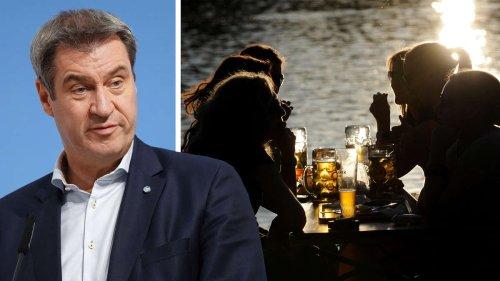 """Alarmierende Corona-Zahlen in Bayern: Söders Kabinett verlängert Verordnung - Holetschek warnt vor """"Katastrophe"""""""