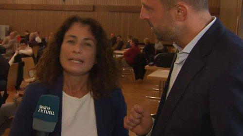Eklat beim CDU-Parteitag: TV-Reporterin wird mitten in Live-Schalte von Politiker bedrängt