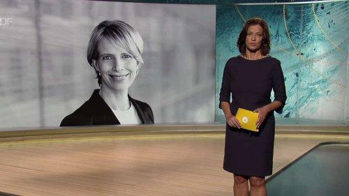 ZDF-Größe (45) überraschend gestorben: Emotionaler Abschied im TV - Kollege Claus Kleber fassungslos