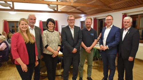 Eichenaus CSU kürt Peter Zeiler als ersten Bürgermeisterkandidat
