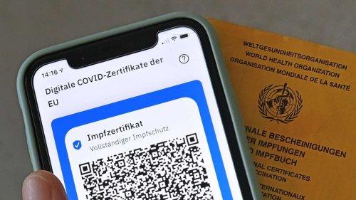 EU-Covid-Zertifikat auch bald in Großbritannien anerkannt
