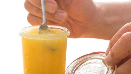 Rezept für Apfelmus: So wird es cremig und fruchtig-lecker