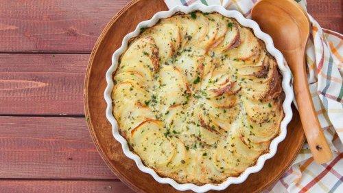 Kartoffelauflauf: Sie brauchen nur vier Zutaten zum Glück
