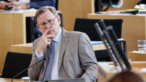 Erdrutsch-Umfrage im Chaos-Land: Ramelow stürzt ab, SPD geht durch die Decke - AfD nun stärkste Kraft