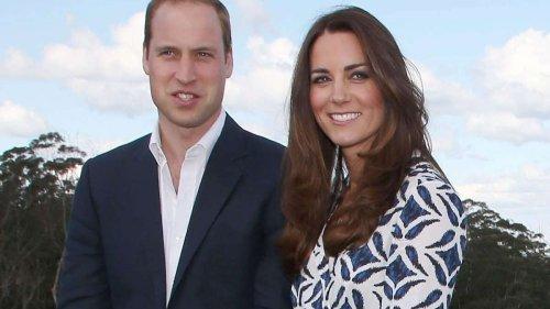 Herzogin Kate und Prinz William: Hier verbringen sie die Sommerferien