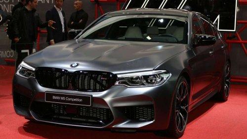 BMW i5: Elektrische Limousine mit bis zu 700 PS? Bericht enthüllt neue Details