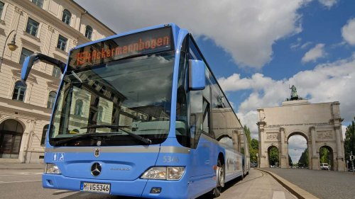 Wegen Brand in Stuttgarter Busdepot: Stadt München zieht bestimmte E-Busse aus dem Verkehr