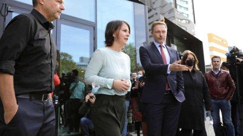 Ampelkoalition: Erster Minister soll feststehen - entscheidende Rolle neben Scholz