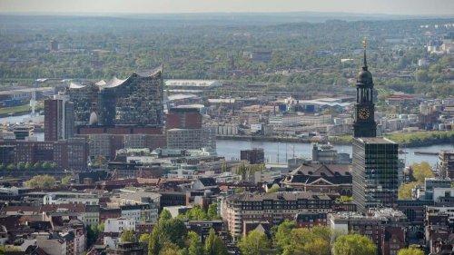 """Grüne Dächer für Hamburg: """"Gründachstrategie"""" in erster deutscher Großstadt"""