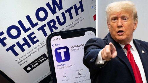 """""""Tyrannei"""" beenden: Trump startet eigene Social-Media-Plattform - mit vielsagendem Kleingedrucktem"""