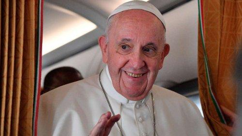 Papst Franziskus äußert sich zu Gerüchten um Ende des Pontifikats:«Noch lebe ich»