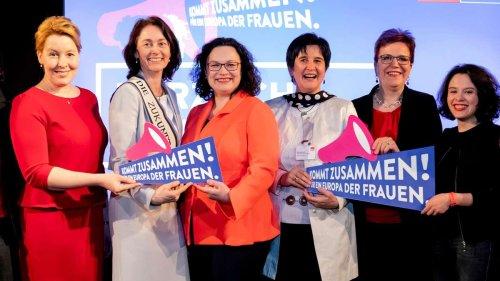 SPD-Frauen fordern von Fraktion Nominierung einer weiblichen Bundestagspräsidentin