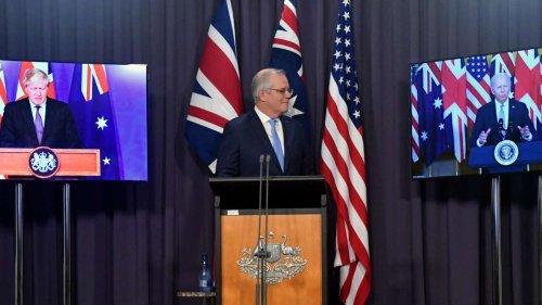 Signal an China: USA will Australien beim Bau von Atom-U-Booten helfen