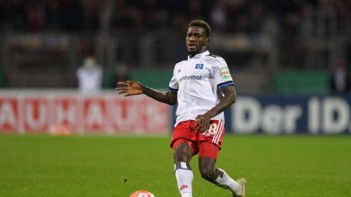 FC Nürnberg: Rassismus gegen HSV-Profi Bakery Jatta? Fans klagen an