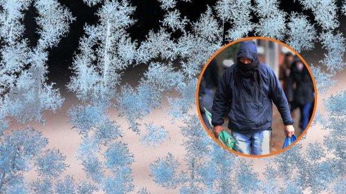 NRW-Wetter bringt Kälte: Experten warnen vor erstem Frost im Ruhrgebiet