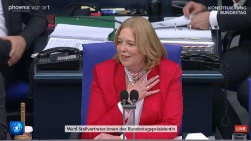 """""""Man könnte fast meinen, das sei Absicht"""": Bundestagspräsidentin Bas startet mit Fauxpas - Kubicki wird frech"""