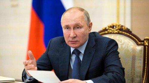 Ukraine-Eskalation? Putin vollzieht plötzliche Kehrtwende - Ziele des Militär-Manövers sollen erreicht sein