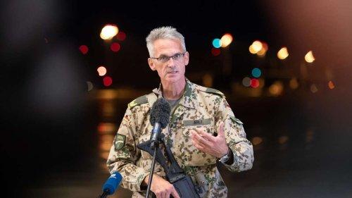 Kommandeur des Bundeswehr-Evakuierungseinsatzes in Kabul bekommt Verdienstkreuz