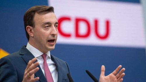 CDU-General Ziemiak teilt heftig gegen Ampel-Parteien aus: FDP-Konter folgt direkt