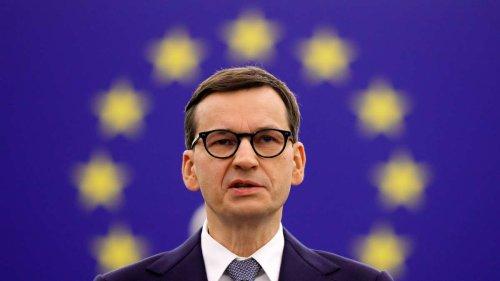 Streit um Rechtsstaatlichkeitsbeschluss Polen - Morawiecki: EU soll keinen «Dritten Weltkrieg» beginnen