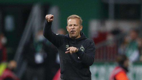 Anfang geht auf Distanz zum Team: Werder-Coach moniert die mangelhafte Umsetzung seines Plans