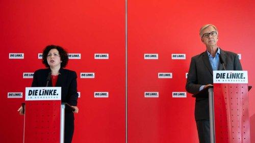 Die Linke: Mohamed-Ali und Bartsch durch Wiederwahl bestätigt