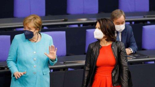 """Ampel-Verhandlungen: Appell an SPD, Grüne und FDP - Fällt die """"schädlichste GroKo-Altlast""""?"""