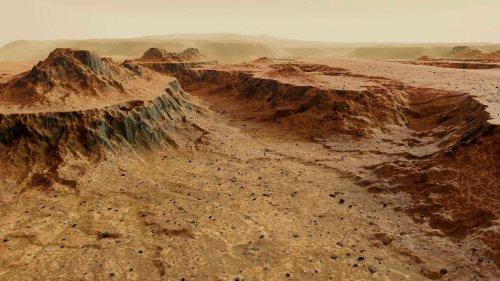 "Mars: Nasa-Forscherin ""verwirrt"" über ""seltsames Bauwerk"""