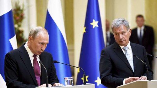 Sauli Niinistö reist zu Gesprächen nach Russland
